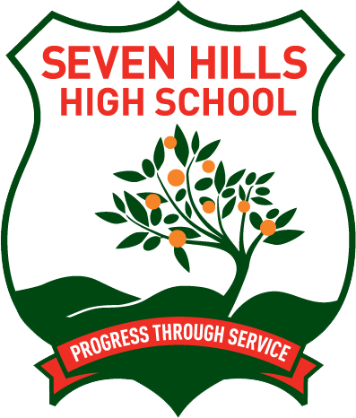 Seven Hills High School logo